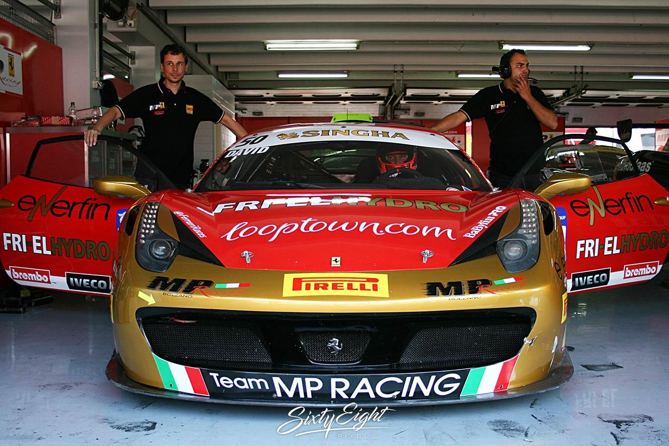 Ferrari Racing Days am Hockenheimring