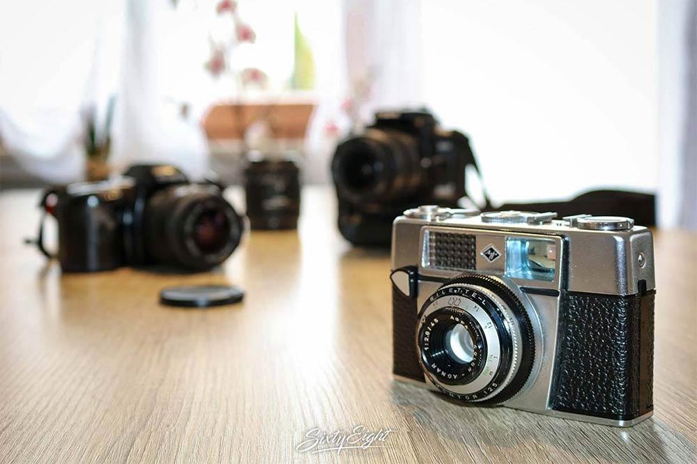 SixtyEightPixels Fotodesign- Wie alles begann