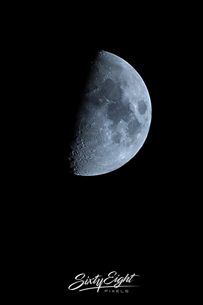 Mein Mondfoto