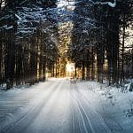 Fotomotive im Winter