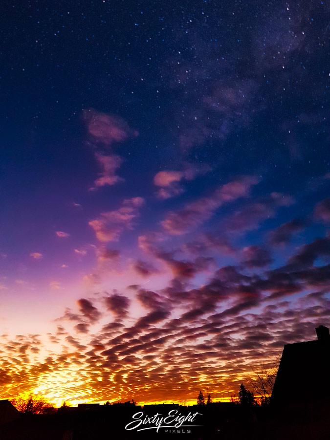 Sunsetandstars