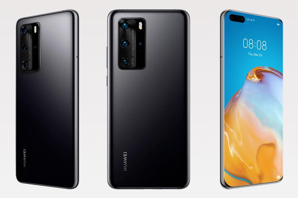 Fotohandy Huawei P40 Pro